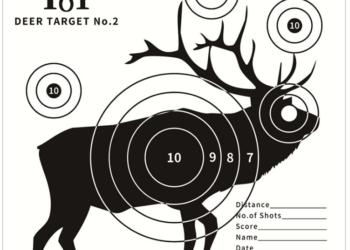 Deer shooting targets nz