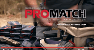 Promatch ammo video