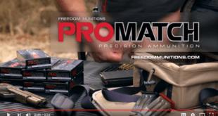 Promatch ammo video
