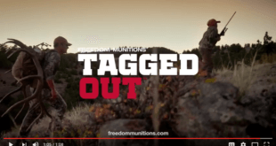 Tagged out Video
