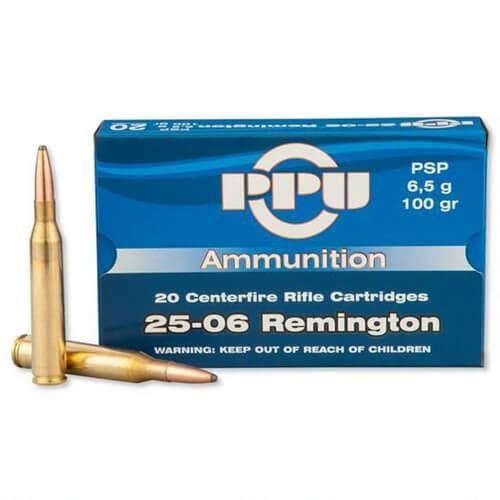 25-06 ammo