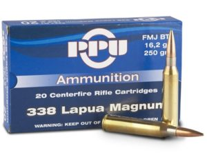 338 ammo
