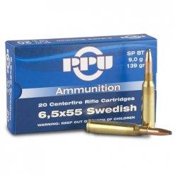 6.5 55mm Swedish