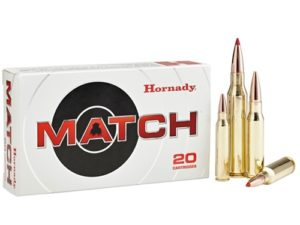 creedmoor ammo nz