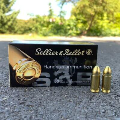 9mm ammo nz sellier