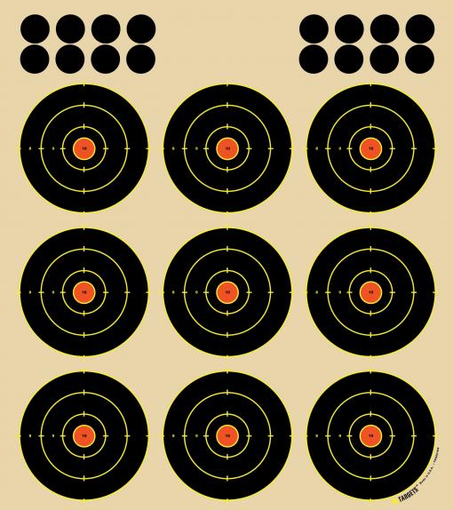 shooting targets nz