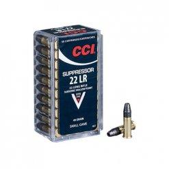 cci 22lr ammo subsonic