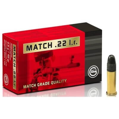 22lr match