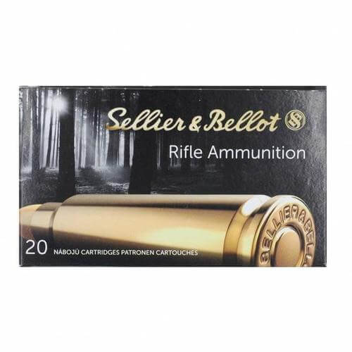 Sellier & Bellot 45-70 Government Ammo 405 Grain Soft Point