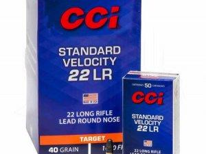 cci standard velocity