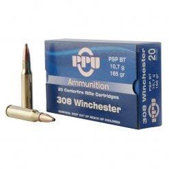 PRVI-PPU-308-Winchester-165-grain-Soft-Point-Boat-Tail